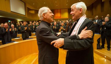Father Arturo Sosa Abascal SJ – The new superior of the Jesuits