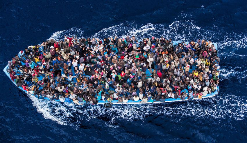 JRS condemns Australia for imposing lifetime ban on refugees arriving by boat
