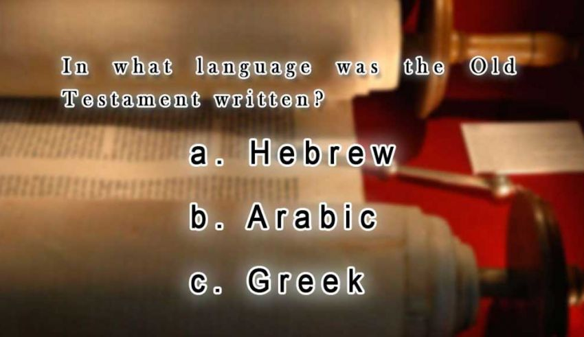 in-what-language-was-the-old-testament-written-bible-quiz-catholic-tv