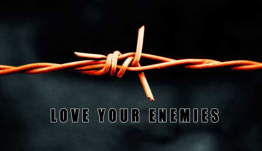Love your enemies - A challenge that we must accept (Catholic Television)