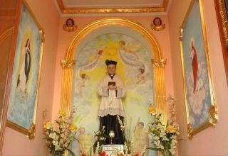 Museum of the Holy Father Rubio in Dalias - Life and Acts of a Man of God - Jesuit Saints