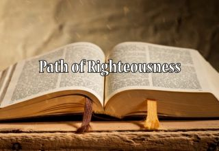 Urdu Christian Spiritual Videos by Zara Qandeel - Path of Righteousness - Urdu Catholic Ministry