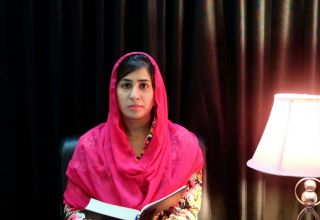 Urdu Gospel by Zara Qandeel - Believe in the Power of Prayer - Catholic Television Pakistan