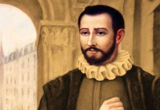 Letter from St. Francis Xavier to Francisco Mansilhas - Negapatam India