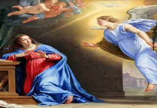 The Angelus - Mother of God pray for us - Holy Virgin Mary