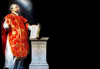 Prayer for Generosity - Spiritual Prayer of Saint Ignatius Loyola