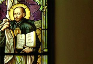 Soul of Christ - Anima Christi - Catholic Prayer Saint Ignatius Loyola