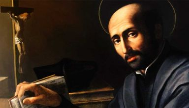 The First Principal and Foundation - Saint Ignatius of Loyola